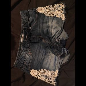 Girls Jean shorts Old Navy size 12